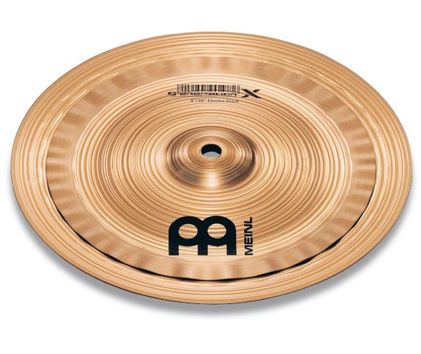 エフェクトシンバル MEINL / マイネル Generation X Series Johnny Rabb's signature cymbal:Electro Stack 12