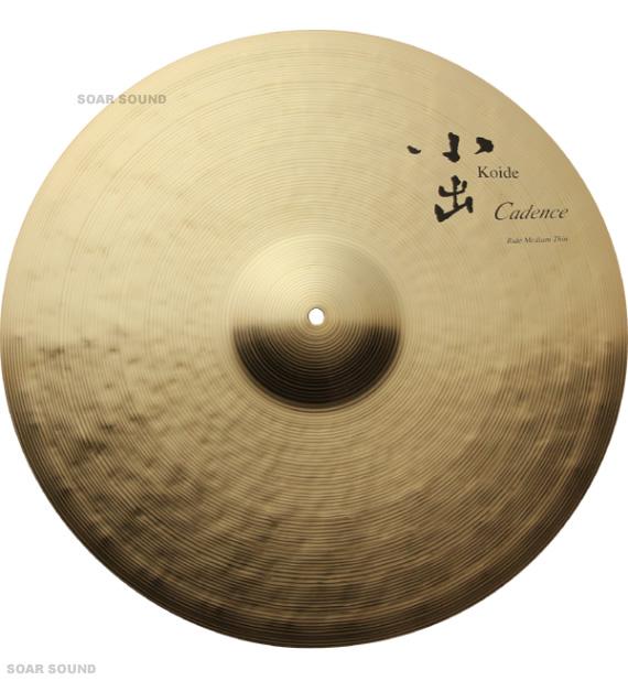 小出シンバル Cadence ケーデンス 16