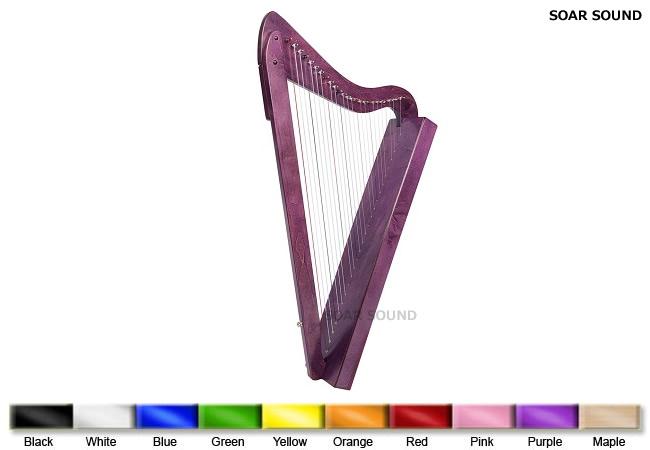 Harpsicle Harp ハープシクル・ハープ お手頃な ハープ 初心者 の方にも! 竪琴 琴
