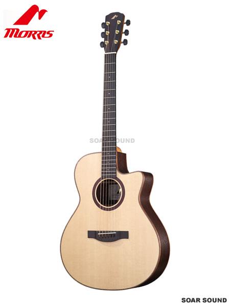 Morris モーリス S-101M 南澤大介 Signature Model アコースティックギター S101M シグネチャー シグネイチャー アコギ 国産
