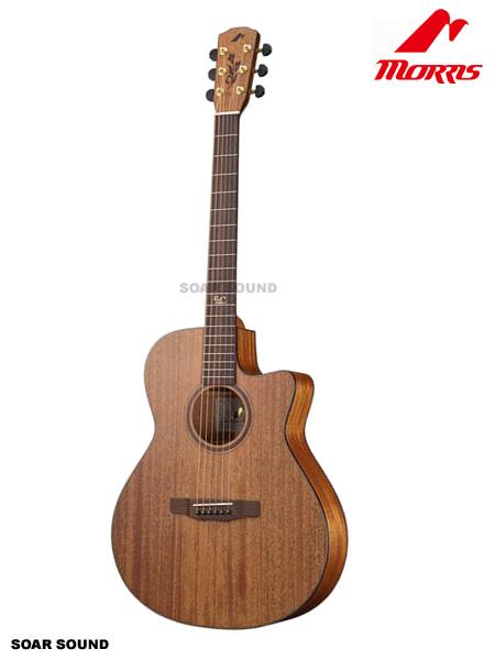 Morris モーリス アコースティックギター SC-16U 打田十紀夫 Signature Model アコギ ギター モーリスギター SC16U シグネイチャー シグネチャー