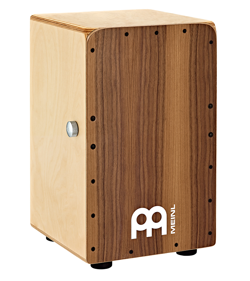 MEINL マイネル カホン ウォルナット SNARECRAFT スネアクラフト PROFESSIONAL CAJONS SCP100WN