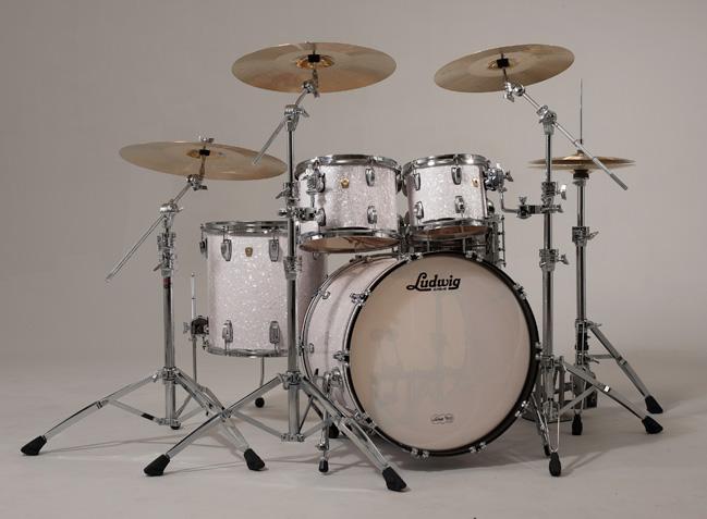 【納期短め!】Ludwig ラディック ドラムセット クラシックメイプルシリーズ シェルパック MOD-22 L8424AX