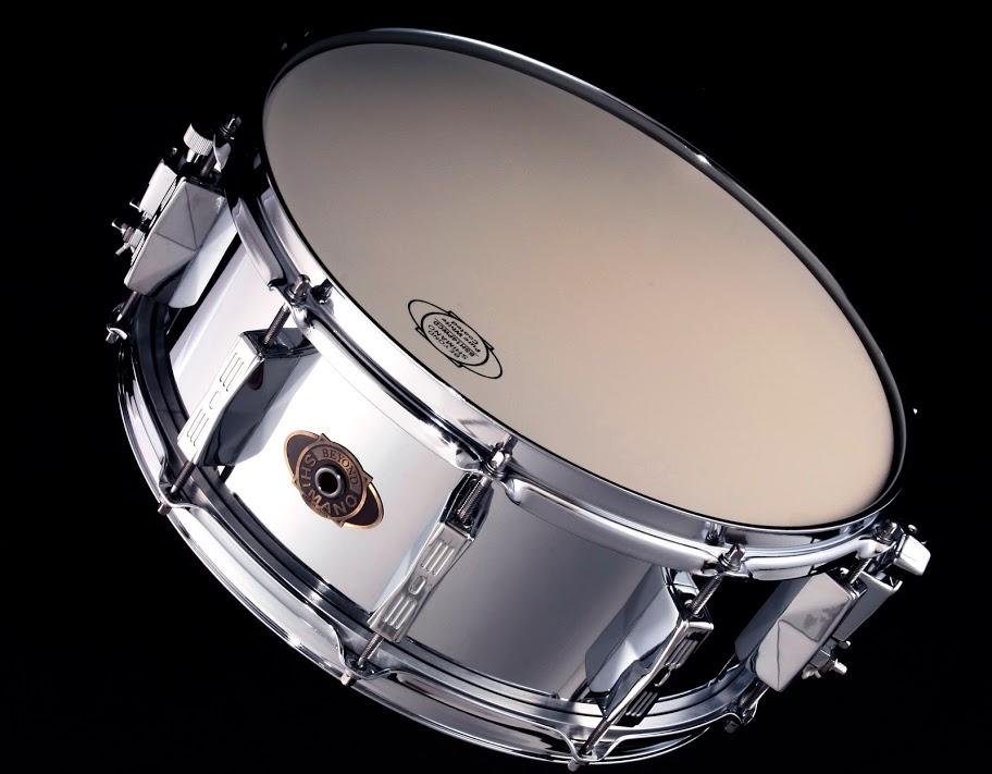 Beyond Shimano Steel Snare Drum ビヨンドシマノスティールスネアドラム 14x51/2 BSST1055P
