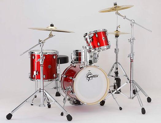 Gretsch Drums ドラムセット グレッチ 小口径 ドラム カタリナクラブストリート Catalina レッド Club Street レッド スパークル CC1-S463 日本限定モデル ドラムセット 小口径, ハナマキシ:f2cc8d7d --- officewill.xsrv.jp