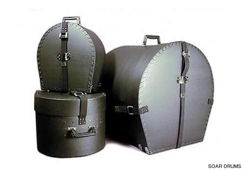 バスドラム用ファイバーケース 15