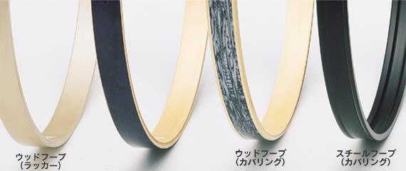 【受注制作・納期4ヶ月程度】 バスドラムフープ ウッドフープ・メイプル  22