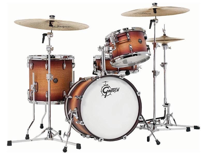 Gretsch Drums グレッチ ドラム レナウン シリーズ STB (Satin Tobacco Burst) サテン トバコバースト RN2-J483 ドラムセット シェルキット 3点セット