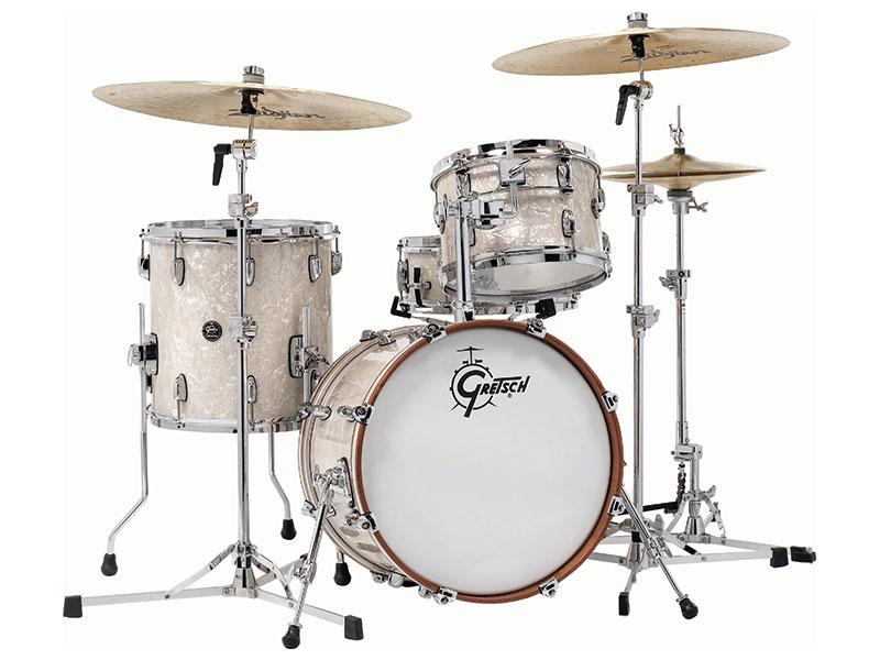 Gretsch Drums グレッチ ドラム レナウン シリーズ VP (Vintage Pearl) ビンテージパール ヴィンテージパール RN2-J483 ドラムセット シェルキット 3点セット