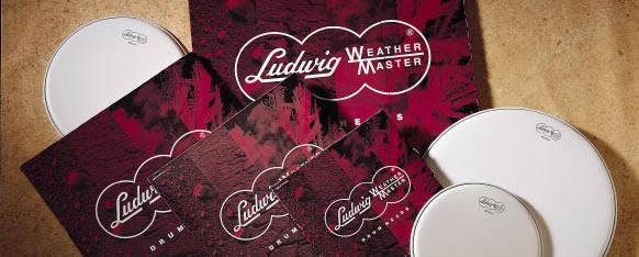 """路德维希 Ludwig 14""""明确重为小军鼓 LW4114"""