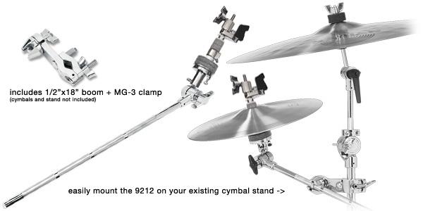 DW シンバルアーム dwsm9212 Hi-Hat/Cymbal Boom