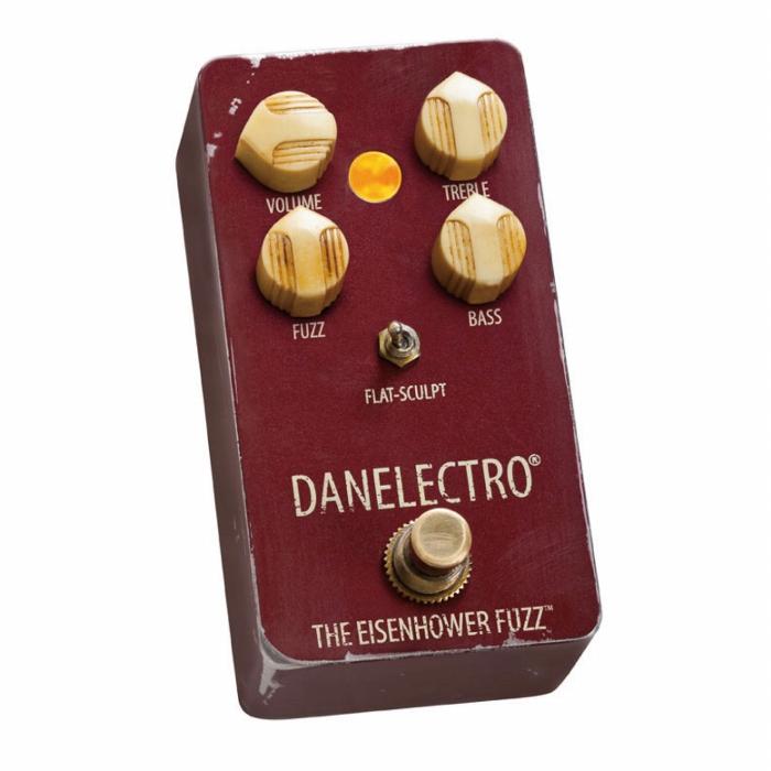 DANELECTRO ダンエレクトロ EF-1 THE EISENHOWER FUZZ ファズ エフェクター コンパクトエフェクター