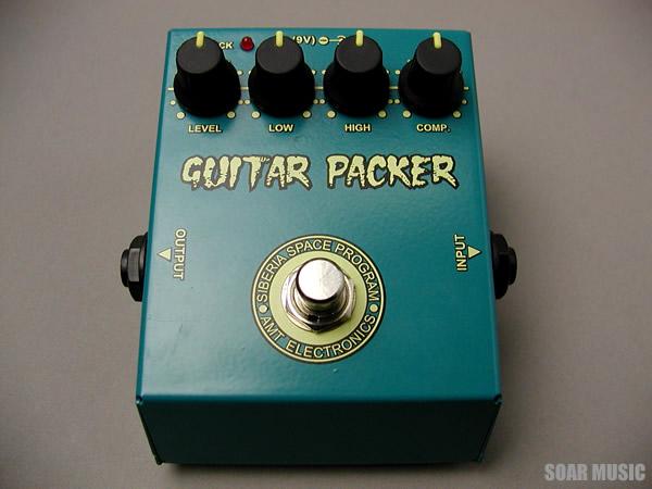 GUITAR PACKER(ギターパッカー)(AMT.electronics)コンプレッサー / エフェクター