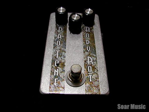 Body Rot(ボディーロート) (Pro Tone Pedals / プロトーンペダル) ディストーション・エフェクター