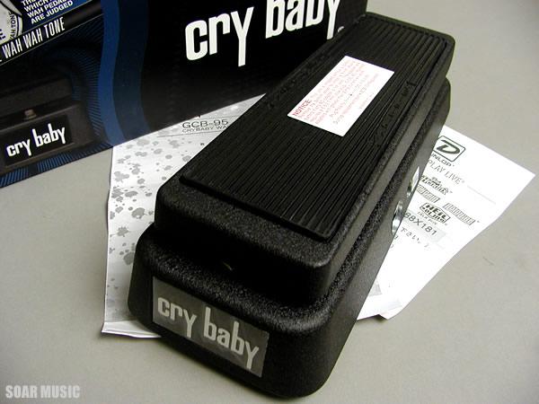 CRY BABY GCB-95(DUNLOP / ダンロップ)ワウ / エフェクター