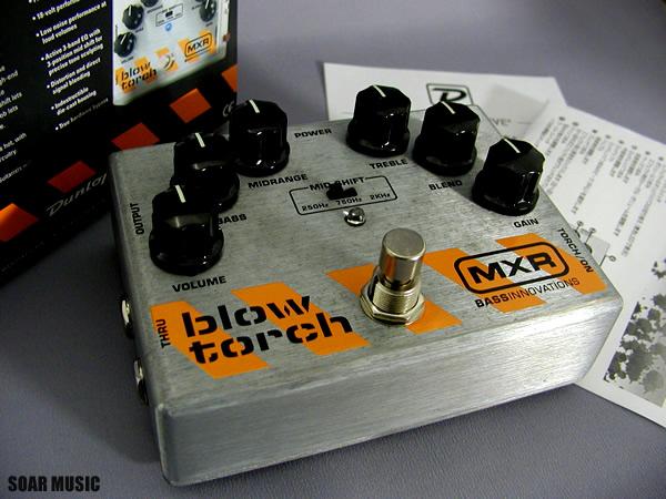 M-181 BASS blow torch(MXR)ディストーション / エフェクター