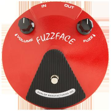 JD-F2 Fuzz Face(ファズフェイス)(Jim Dunlop ジムダンロップ)ディストーション / エフェクター