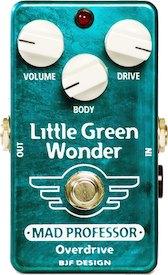 Little Green Wonder(MAD PROFESSOR / マッドプロフェッサー)オーバードライブ / エフェクター