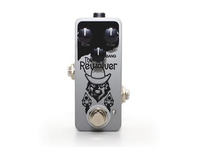 The Rewolver(ザ・リウォルバー) (JONNY ROCK GEAR / ジョニーロックギア) ブースターエフェクター