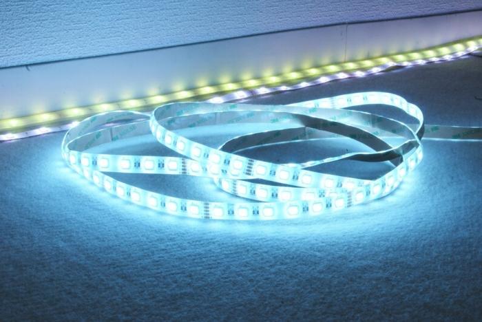 LED テープライト セット 5m 4色調光 イルミネーション 照明 パーティーや店舗の装飾、飾り、賑やかしに! アイキャッチに最適! LED照明 発光 ライト カラフル 電球