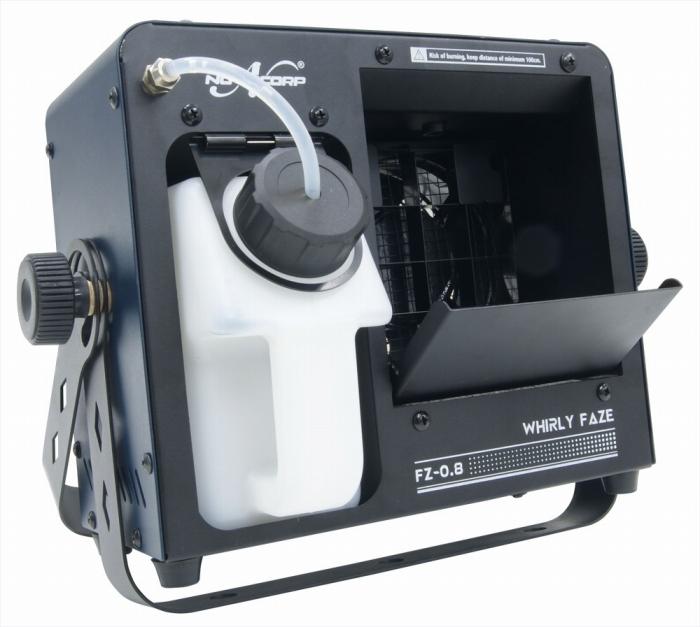 NOVA CORP フェイザーマシン 霧発生機 FZ-0.8 フォグマシ-ン スモークマシーン スモークマシン 霧発生器