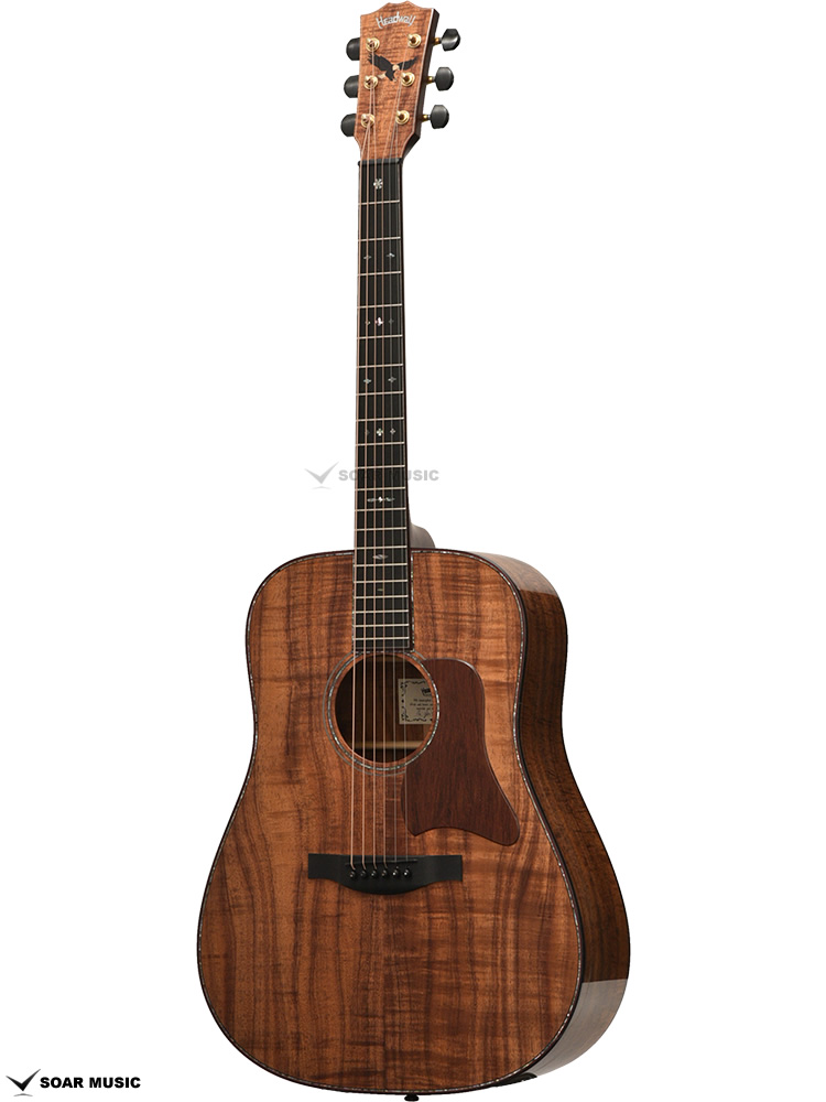 Headway ヘッドウェイ 国産 アコースティックギター 極上コア材採用 特別製作モデル HD-501 KOA CUSTOM #Y59 安井雅人氏製作 カスタムショップモデル 日本製