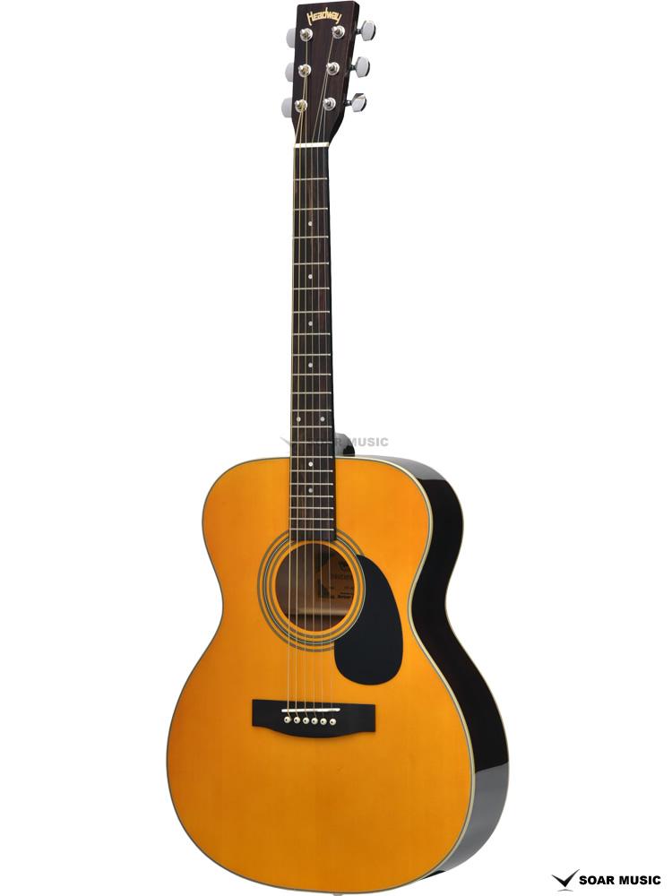 Headway ヘッドウェイ アコースティックギター HF-45S ANA アコギ フォークギター ユニバースシリーズ アンバーナチュラル