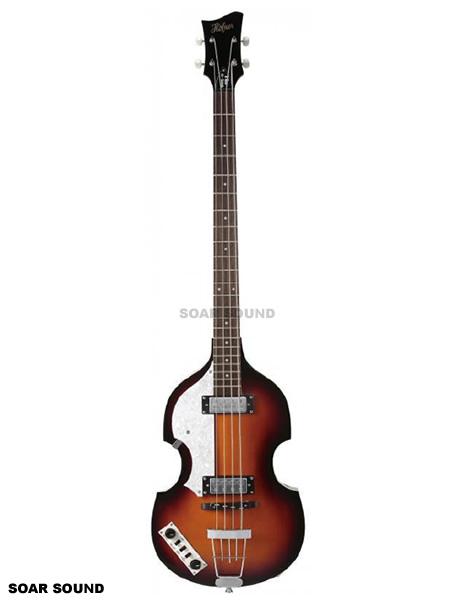 Hofner Violin Bass 左利き用 バイオリンベース IGNITION BASS ヴィオリンベース レフトハンド レフティ 仕様