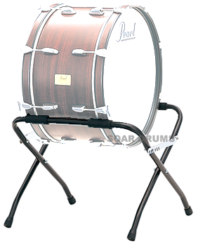 Pearl / パール コンサートバスドラム用スタンド 大太鼓用スタンド CBS-15 深さ12~14インチまで対応 台