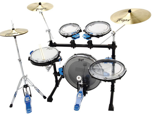soar sound a portable drum set trapsdrums traps drums a400nc rakuten global market. Black Bedroom Furniture Sets. Home Design Ideas
