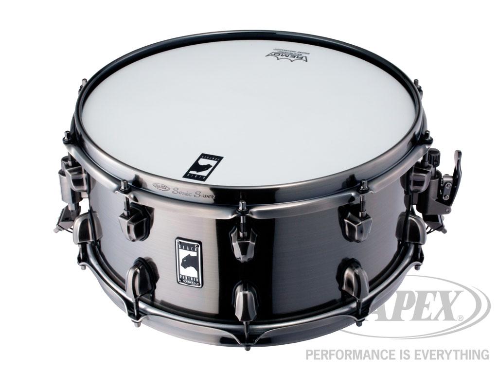 """【送料無料】スネアドラム Mapex Snare Drum """"The Machete"""" BPST4651 LN 14x61/2"""