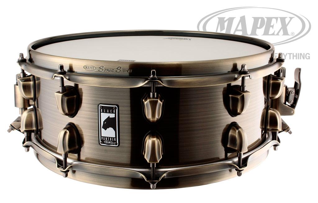 """スネアドラム Mapex Snare Drum """"The Brass cat"""" BPBR4551 ZN 14x51/2"""