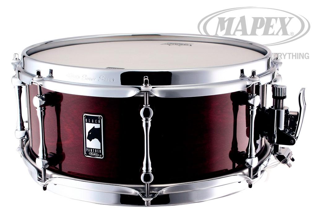 """スネアドラム Mapex Snare Drum """"The Cherry Bomb"""" BPCW3550 CNCY 13x51/2"""