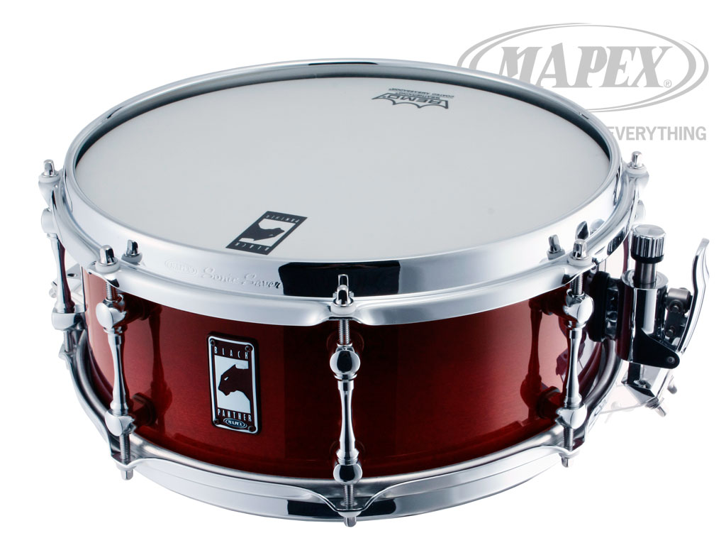 "【送料無料】スネアドラム Mapex Snare Drum ""The Phantom"" BPBW2500 CNWA 12x5"