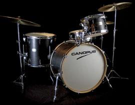 CANOPUS(カノウプス)ドラムセット
