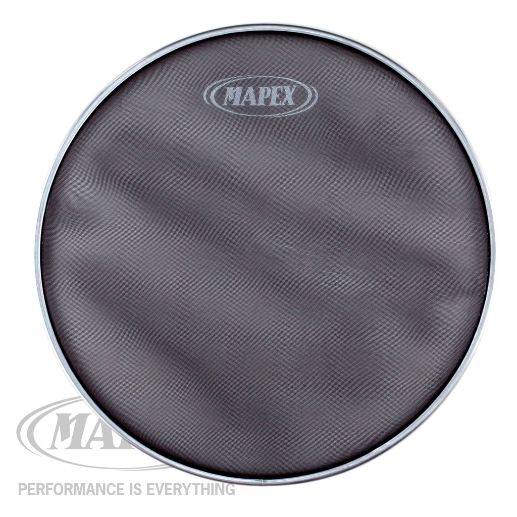 """Mesh head 10 """"to mute the drums! MAPEX (Mapex)"""