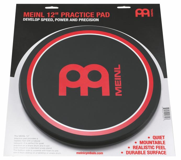 MEINL マイネル 在庫一掃 即出荷 オリジナル練習パッド MPP-6 6インチサイズ