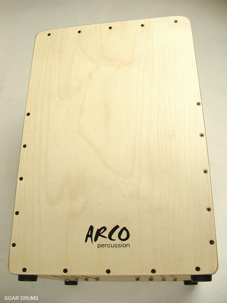 【在庫有り・即納OK!】ARCO / アルコ 国産カホン 8弦モデル! SW88