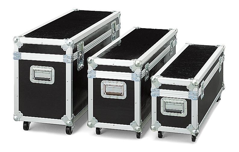 Pearl パール ABS スタンド・ハードウェアケース 300(H)×1,000(W)×250(D)mm 機材ケース STF-100