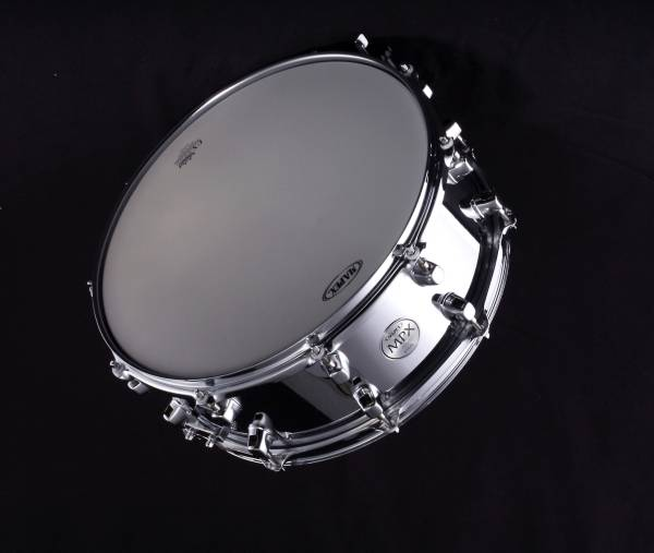 Snare drum MAPEX Mapex MPX Series Steel Snare Drum MPST4550 14 x 51 / 2 chrome finish