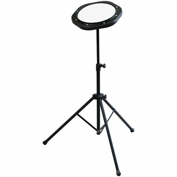 【ソフトケース付き!・スタンドも付属!】ドラム練習パッド・トレーニングパッド TD-1 キクタニ(KIKUTANI)