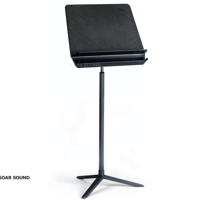 演奏用譜面台 Bravoブラボー 譜面台 Wenger ウェンガー 学校・音楽会・オーケストラ・吹奏楽に F-3021