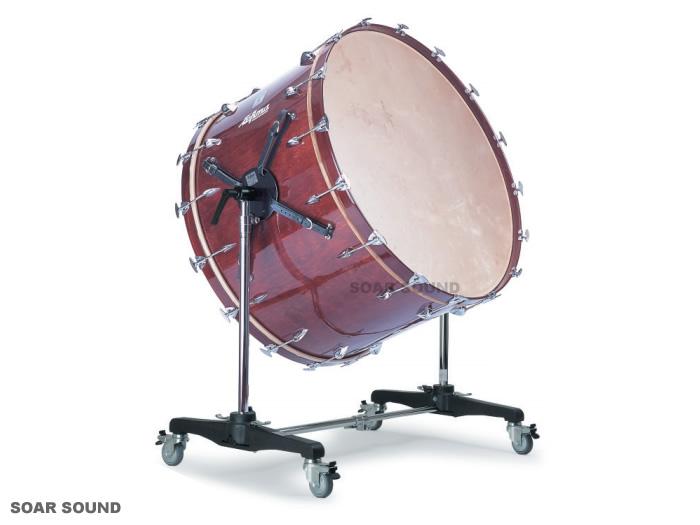 【スタンド付属】Lefima レフィーマ ドイツ製 コンサートバスドラム 36x22インチ 大太鼓 LF-BD36S