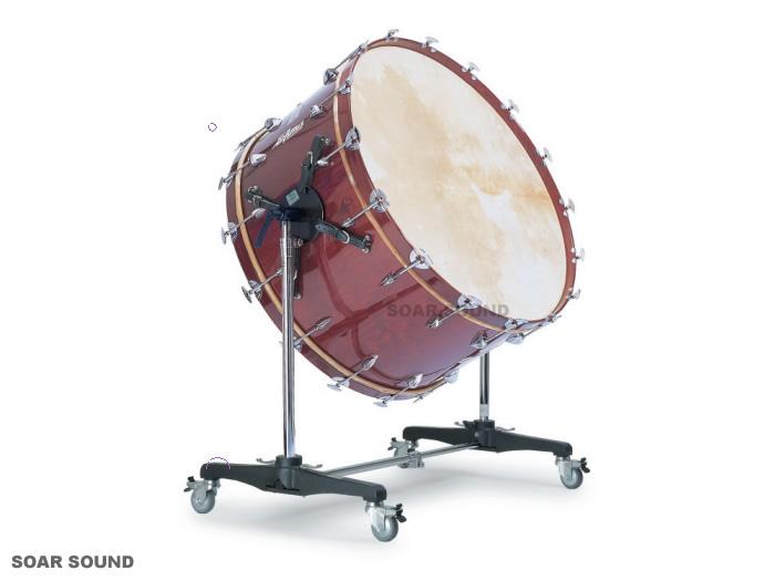 【スタンド付属】Lefima レフィーマ ドイツ製 コンサートバスドラム 36x18インチ 大太鼓 LF-BD136S