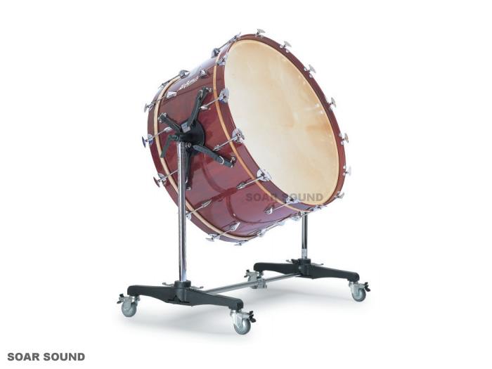【スタンド付属】Lefima レフィーマ ドイツ製 コンサートバスドラム 32x16インチ 大太鼓 LF-BD132S