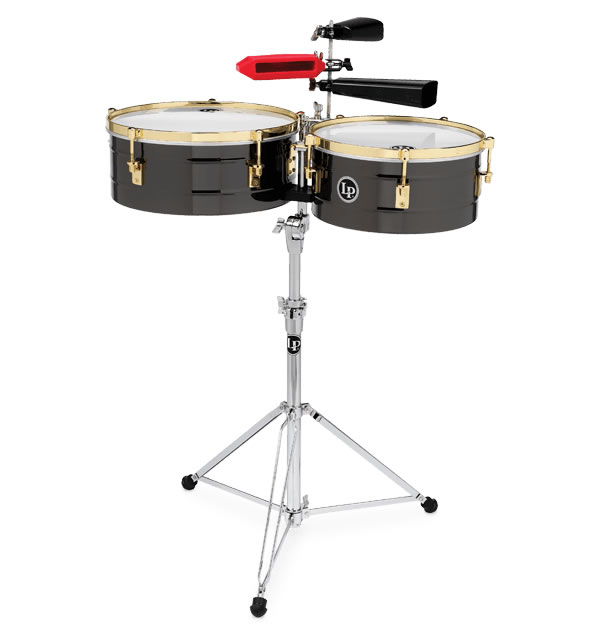 LP ティンバレス LP1416-R/ LP Fausto and Cuevas Cuevas III 14″ LP and 16″ Signature Timbale Sets, 新宮町:bac66742 --- sportslife.co.jp