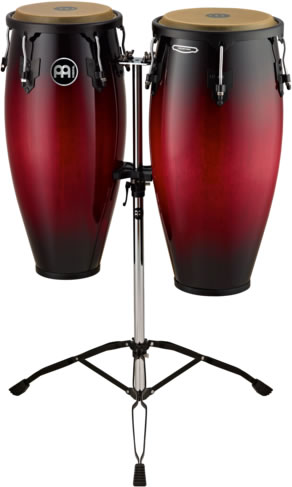 SERIES CONGAS ヘッドライナートラディショナルデザイナーシリーズコンガ HC888 VINTAGE SUNBURST/WINE RED BURST 10