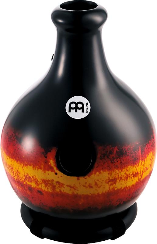 ファイバーグラス製イボドラム ID1BKR Large, Black/Red MEINL/マイネル