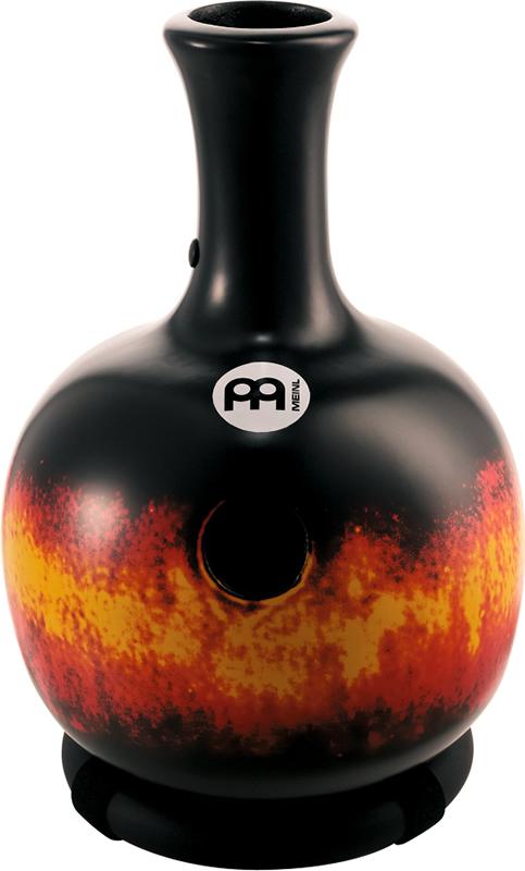 Red MEINL/ マイネル ID2BKR Black/ ロングネック ファイバーグラス製イボドラム