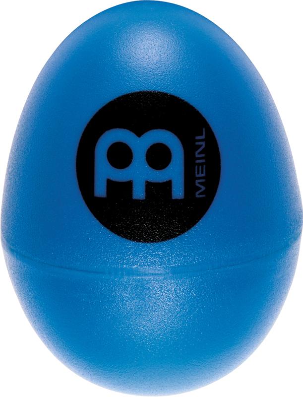 プラスチックエッグシェーカー  ES2    Blue MEINL/マイネル